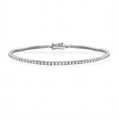 צמיד יהלומים מיוחד- Diamond Piramid Bracelet