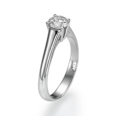 טבעת יהלום סוליטר- Desire