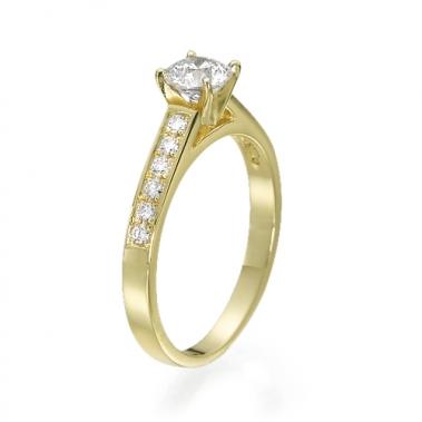 טבעת אירוסין- Faithful
