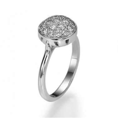 טבעת יהלומים- Momentum
