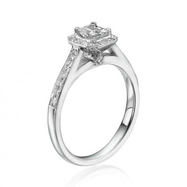 טבעת יהלומים רדיאן- Royal Radian