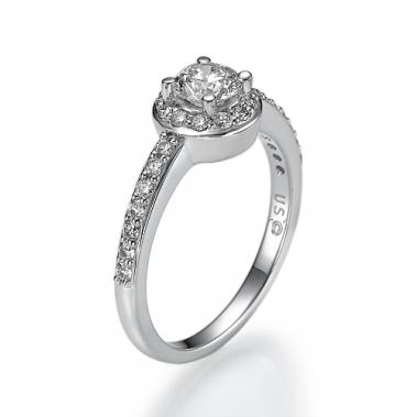 טבעת אירוסין- Sunshine