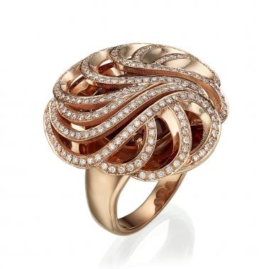 טבעת בעיצוב מרהיב ומיוחד- Splendid