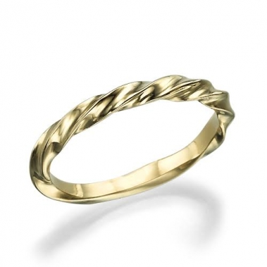 Commitment Gold Band